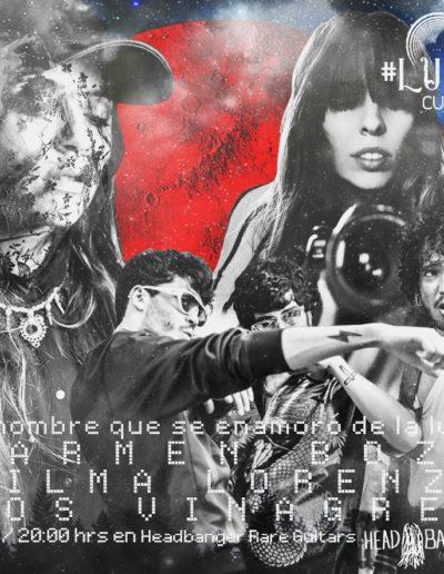 #luna339 - Carmen Boza / Wilma Lorenzo / Los Vinagres