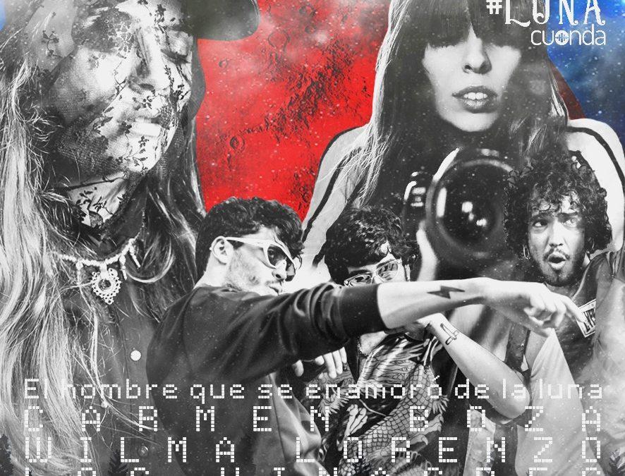 #Luna339 – Carmen Boza, Wilma Lorenzo y Los Vinagres