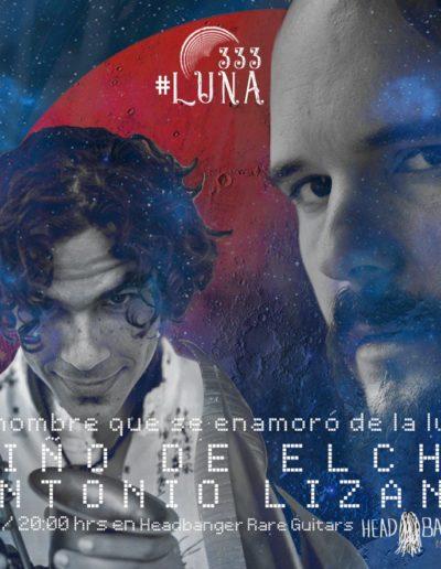 #luna333 - Niño de Elche / Antonio Lizana