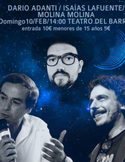 Dario Adanti / Isaías Lafuente / Molina Molina
