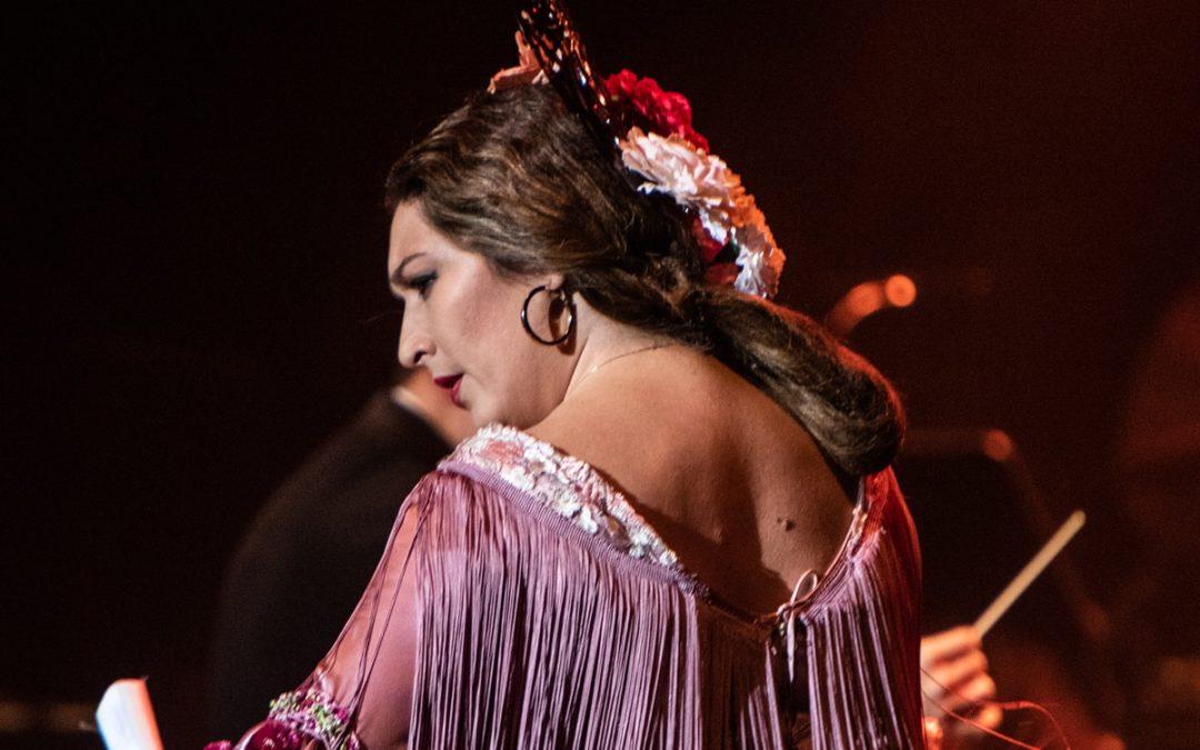 Estrella Morente, elegancia y tradición