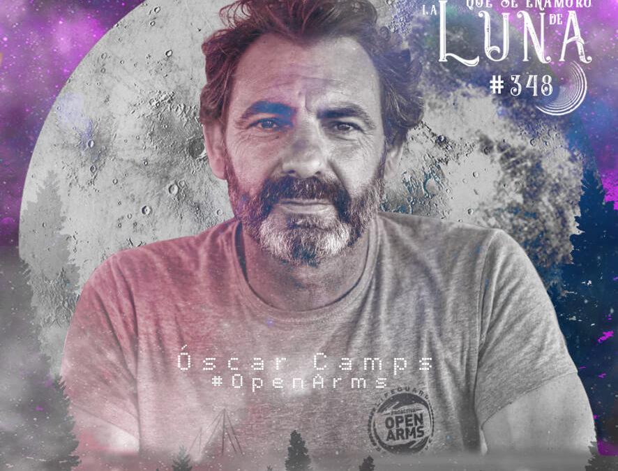 Óscar Camps #luna348
