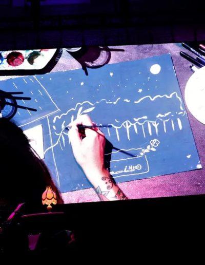 Música y pintura en los Veranos de la Villa